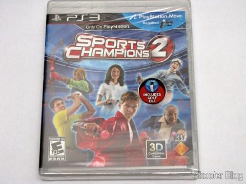 Sports Champions 2 (PS3), still sealed