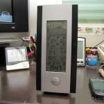 "A nova Estação de Tempo com Barômetro, Sensor Remoto Sem Fio, LCD 5.3"" 9 em 1 TPW399 (2 x AA + 2 x AAA) (TPW399 9-in-1 5.3"" LCD Barometer Weather Station w/ Wireless Remote Sensor (2 x AA + 2 x AAA)), esta sim funcionando perfeitamente"