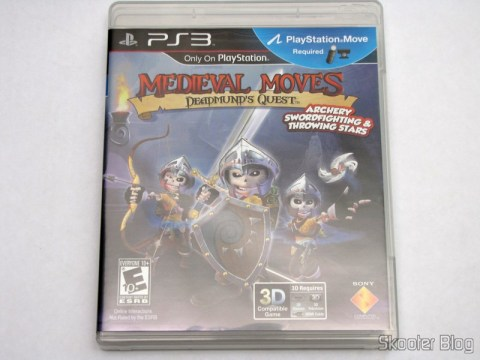 Medieval Moves: Deadmund's Quest (PS3)