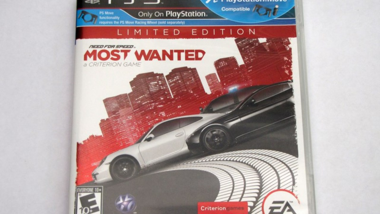 Estarland Need For Speed Most Wanted 2012 Ps3 Skooter Blog
