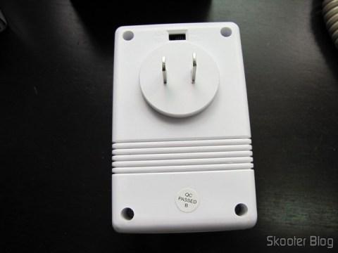 Conversor de Voltagem AC para Viagem Duplo Sentido Singway 150W (Singway 150W 2-Way AC Travel Voltage Converter)