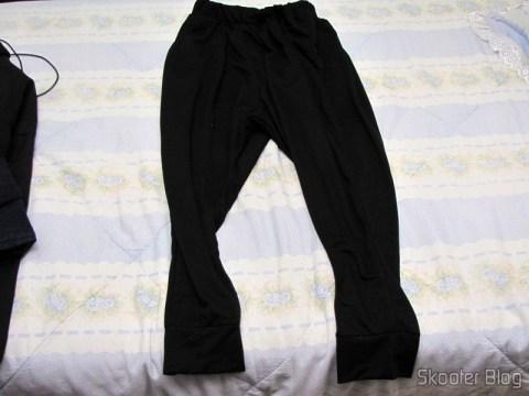Calça Masculina Saruel Casual de Algodão com Bolsos (Cotton Casual Solid Pocket Men Harem Pants)
