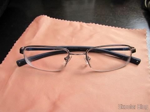 Second pair of glasses degree Nike Flexon 4182 045 com slow Essilor Transitions 1.67