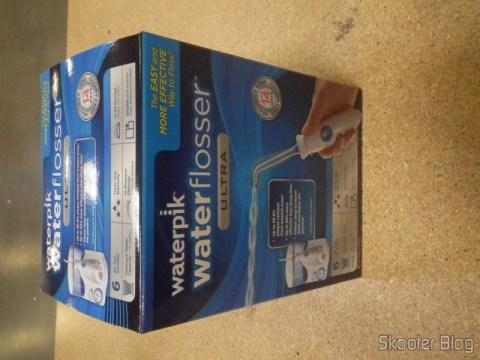 Waterpik Ultra Water Flosser, na foto enviada pela Shipito