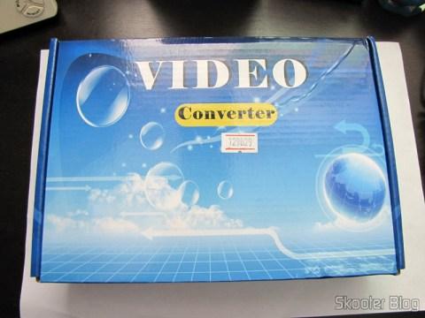 SCART Video Converter + HDMI to HDMI (SCART + HDMI to HDMI Video Converter – Black) in your mailbox