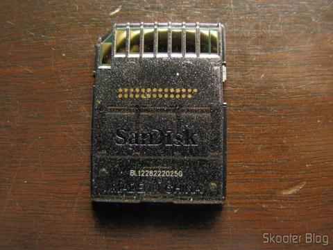 Cartão de Memória de Alta Velocidade SDHC 300X Sandisk Extreme Genuíno 16GB Classe 10 (Genuine SanDisk Extreme SDHC 300X High-Speed Memory Card (16GB / Class 10))