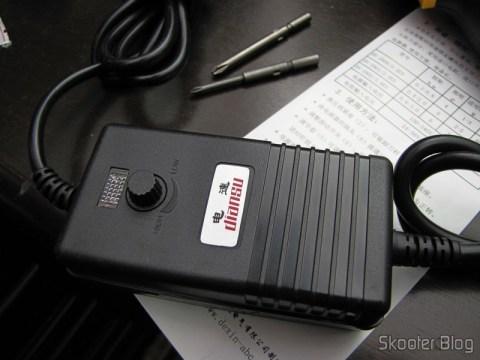 Parafusadeira Eletrica Profissional 2.0E5 100-240V (2.0E5 Professional Electric Screwdriver Hand Tool (100-240V/US Plug))
