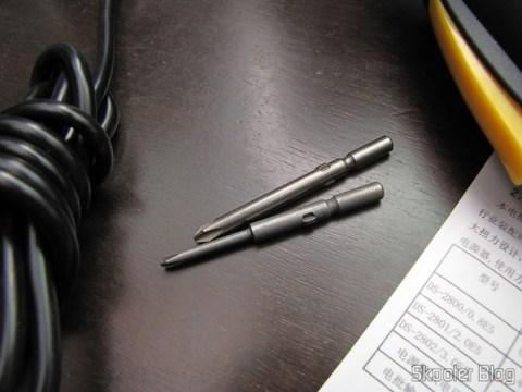 Tips 2.0E5 Professional Electric Screwdriver 100-240V (2.0E5 Professional Electric Screwdriver Hand Tool (100-240V / U.S. Plug))