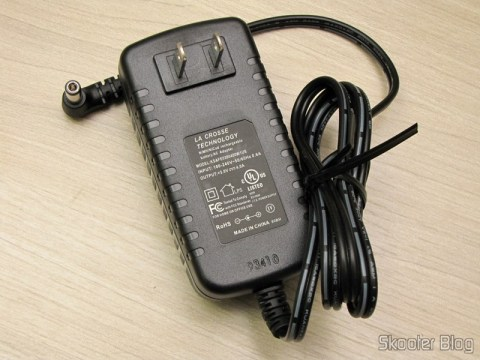 Power Supply Battery Charger La Crosse technoly Alpha Power BC1000 (La Crosse Technology Alpha Power Battery Charger, BC1000)