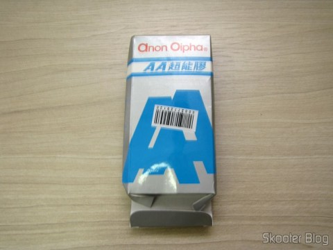 Cola Instantânea Aron Alpha (Aron Alpha Quick Set Adhesive (20g)) on its packaging