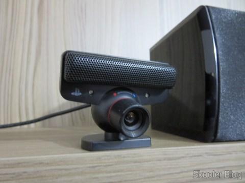 A câmera Playstation Eye também já foi vista aqui no Skooter Blog