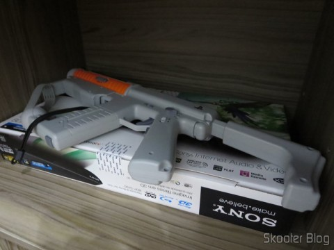 Playstation Move Sharp Shooter (PS3) - We have also evaluated the Skooter Blog