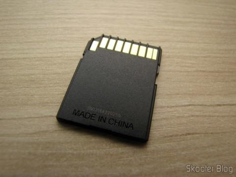 Cartão de Memória Sandisk Extreme 32GB SDHC Classe 10 UHS-1 45MB/s SDSDX-032G-AFFP (SanDisk Extreme 32 GB SDHC Class 10 UHS-1 Flash Memory Card 45MB/s SDSDX-032G-AFFP)
