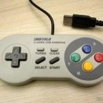 Gamepad de Super Nintendo (SNES) para PC Buffalo (Super Nintendo Famicom SNES Gamepad for PC (PC) (BUFFALO))