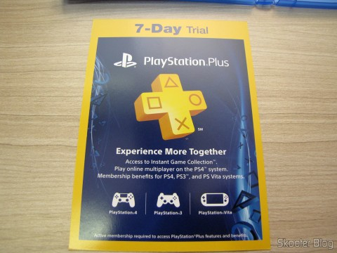 7 days of PSN Plus free with FIFA 14 (PS4) (US)