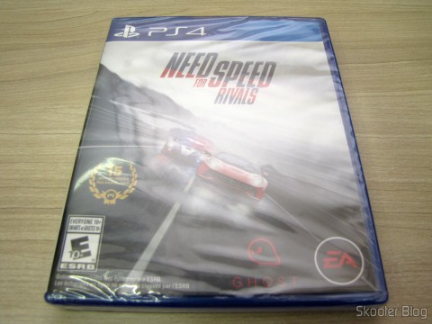 Need For Speed Rivals (PS4) (US)