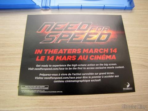 Filme do Need For Speed? Depois de tantos ótimos jogos que viraram filmes medíocres tenho até medo do que vai dar...