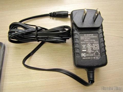 Fonte de Alimentação da Matriz HDMI 1080p LINK-MI LM-MX03 - 4 Entradas / 2 Saídas (LINK-MI LM-MX03 1080p HDMI Matrix - Black (4-In / 2-Out))