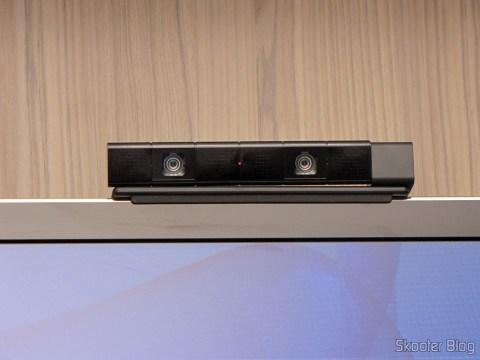Camera Playstation 4 (Playstation 4 Camera), operation
