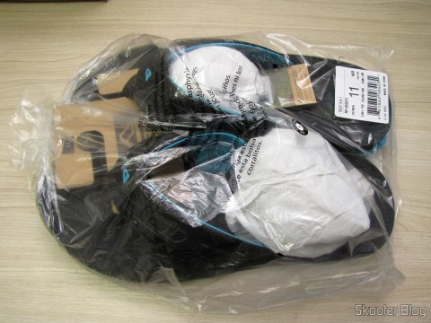 Slippers pair Reef X-S Male (Reef Men's X-S Flip Flop), still packed