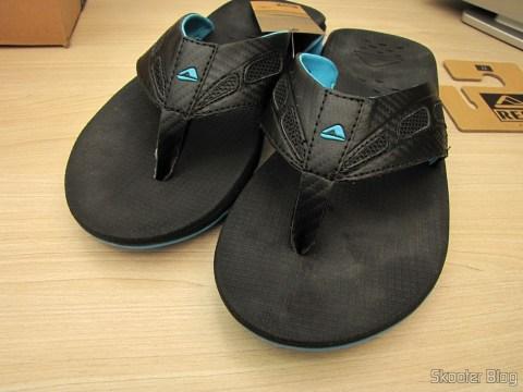 Slippers pair Reef X-S Male (Reef Men's X-S Flip Flop)