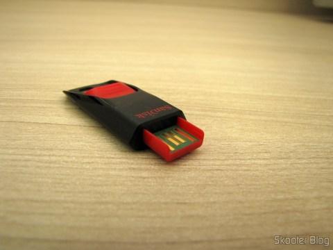 SanDisk Cruzer Edge 64 GB USB Flash Drive