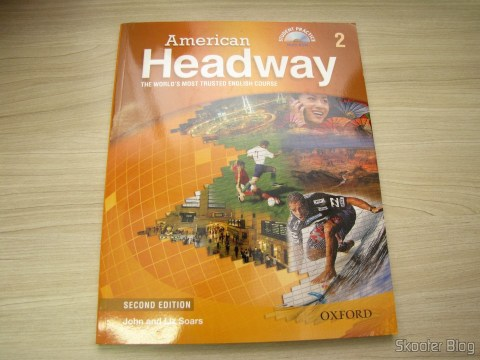 American Headway 2 Student Book & CD Pack