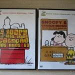 Snoopy & Charlie Brown: Coleção Anos 60 e Coleção Anos 70