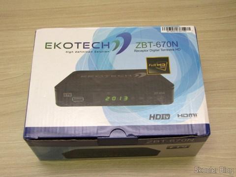 Ekotech ZBT-470N, on its packaging