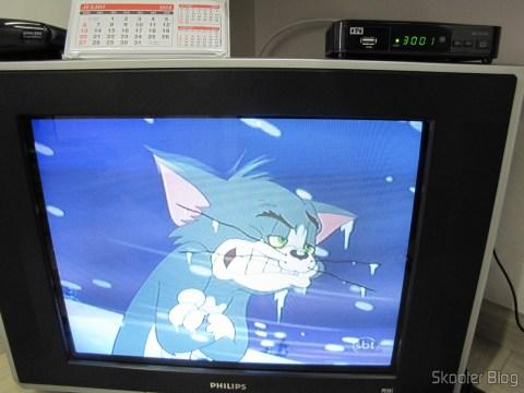 Receptor de TV Digital Terrestre Ekotech ZBT-670N