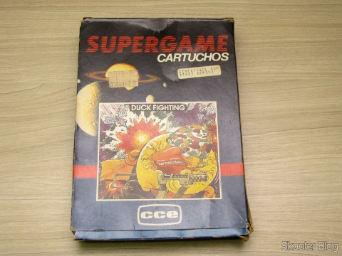 Case Duck Fighting Atari Cartridge 2600