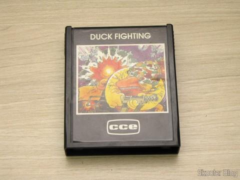 Cartucho Duck Fighting de Atari 2600