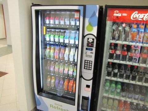 Máquina de Bebidas Isotônicas