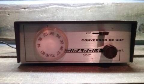 Conversor de UHF