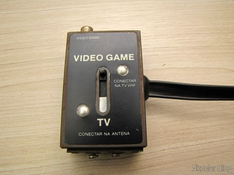 Changeover Switch Atari antenna 2600