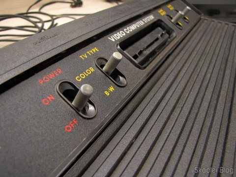 Atari 2600 Polyvox of an external source, after cleaning
