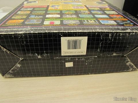 Caixa do Sega Genesis