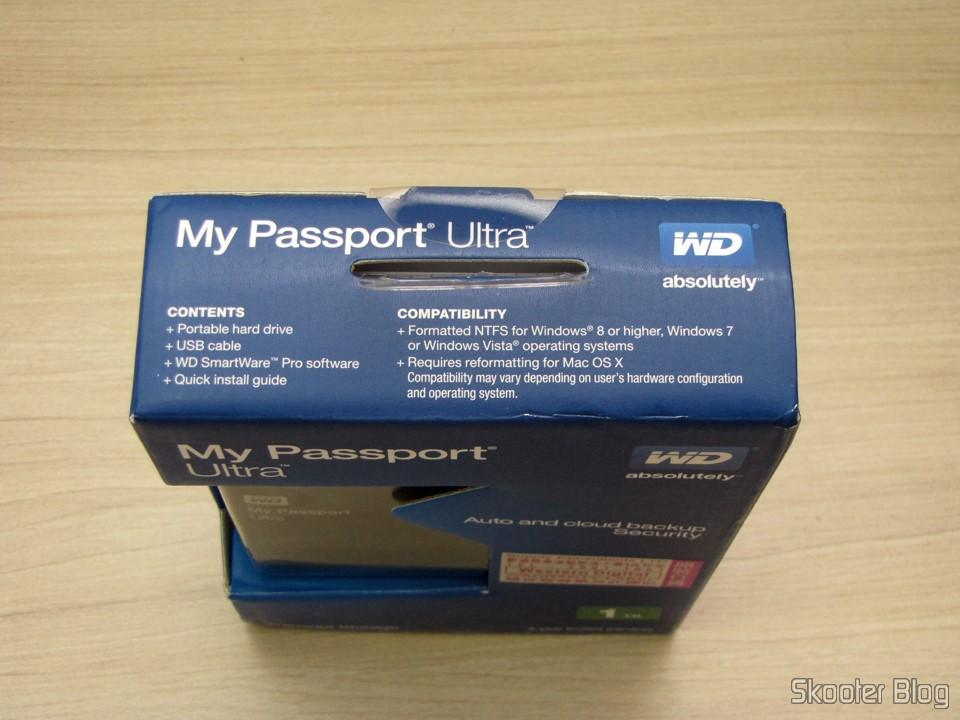 DealExtreme (DX): Hard disc (HD) Externo Western Digital (WD