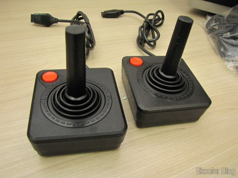 CX40 Joystick upgraded with Best Life Gold PCB Board