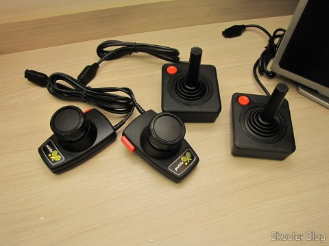 CX30 with Best Lifetime Super Pots e CX40 Joystick upgraded with Best Life Gold PCB Board