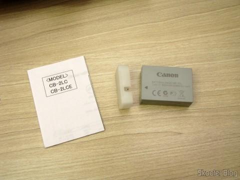 Bateria da Câmera Digital Canon PowerShot SX60 HS