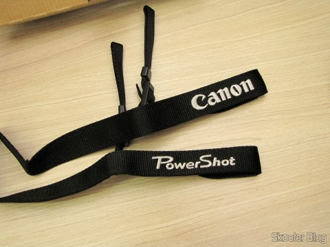 Alça de Pescoço da Câmera Digital Canon PowerShot SX60 HS