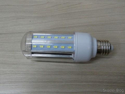 LED lamp XYT 10W SMD 42 × 5630 White 6500K 1000 Lumens E27 85 ~ 265V AC