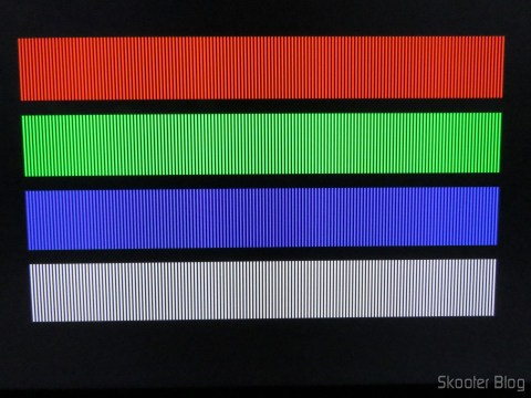 240p test suite no Framemeister XRGB Mini
