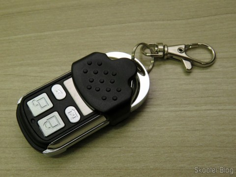 Controle Remoto Duplicador com 4 botões YT13 315MHz