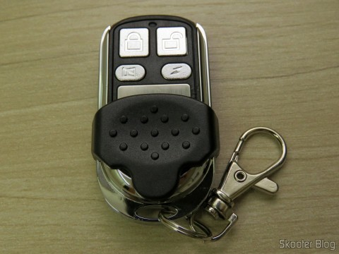 Remote Control Duplicator with 4 YT13 315MHz buttons