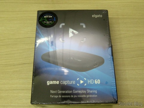 Elgato - Game Capture HD60, on its packaging