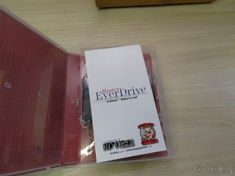 Manual do Master Everdrive (Deluxe Edition)