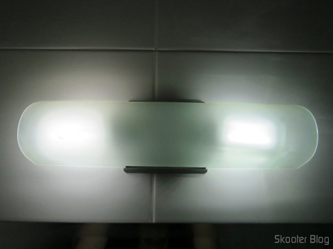 CFL lamp 20W and 10W SMD LED lamp XYT 42 × 5630 White 6500K 1000 Lumens E27 85 ~ 265V AC