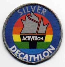 "Batch de ""Prata"" do Decathlon da Activision"